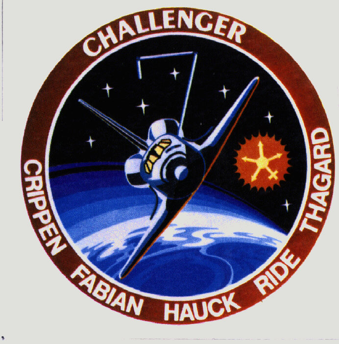 space shuttle mission badges - photo #18