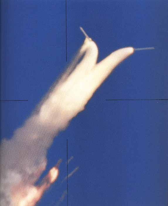 space shuttle engines firing - photo #30