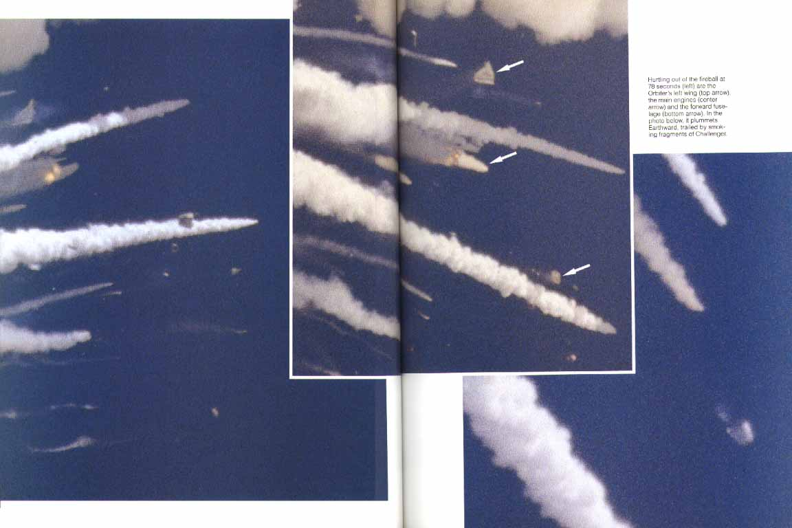 space shuttle challenger crew survival report - photo #6