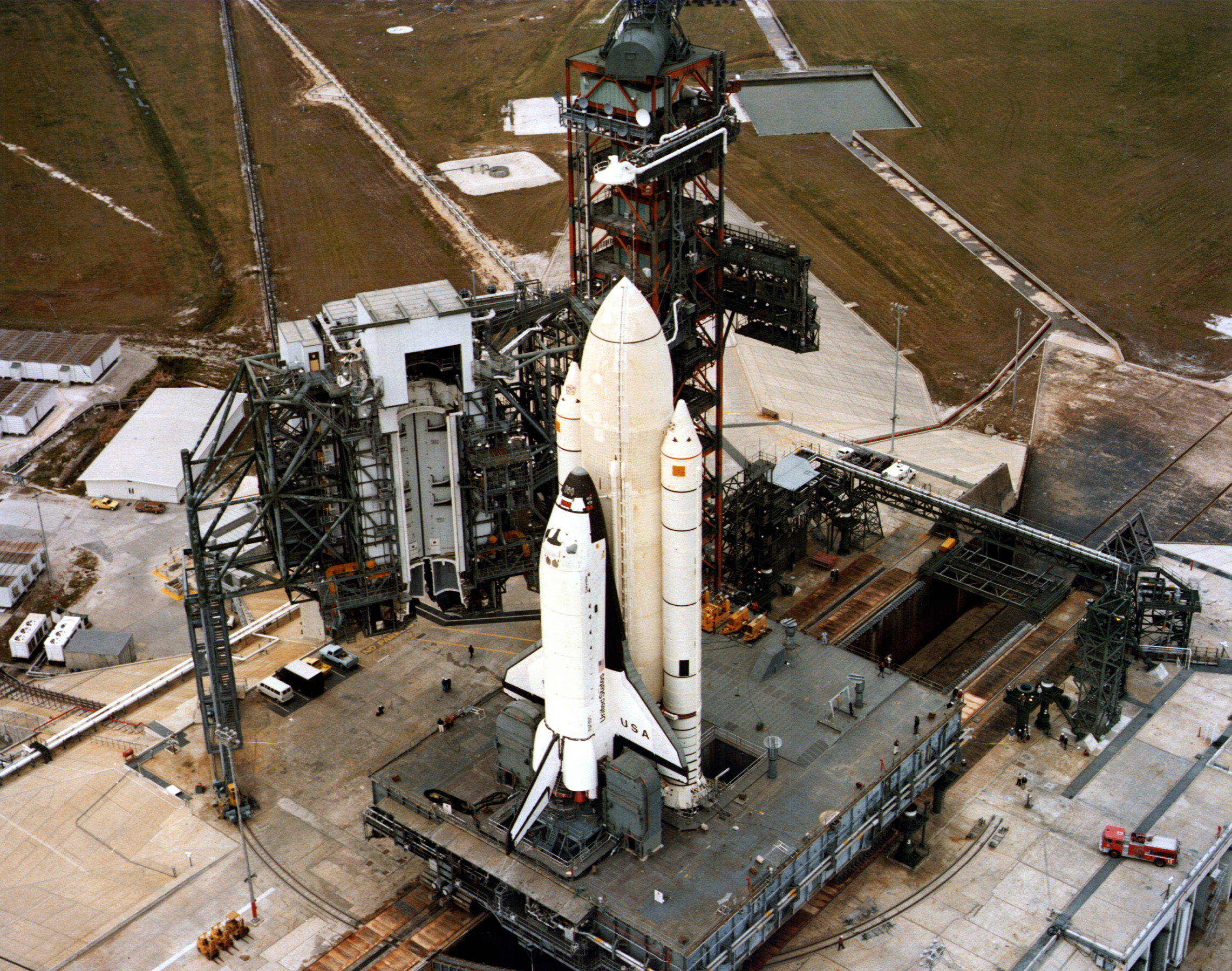 space shuttle program history - photo #10